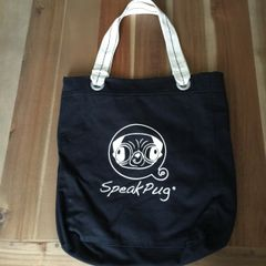 Tote Bag Original Logo Black