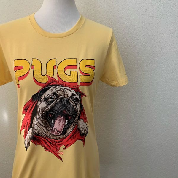 PUGS RIPPER [WOMENS FITTED]