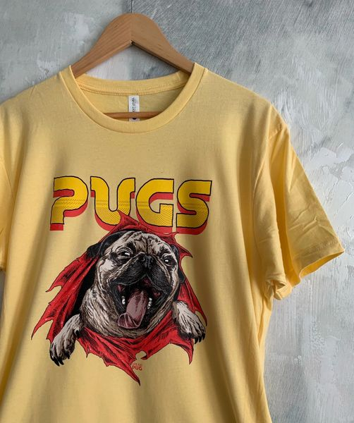 PUGS RIPPER [MENS-YELLOW]
