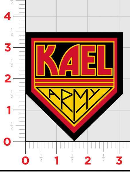KAEL ARMY PATCH