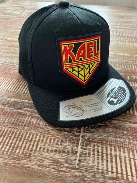 KAEL ARMY HAT BLACK