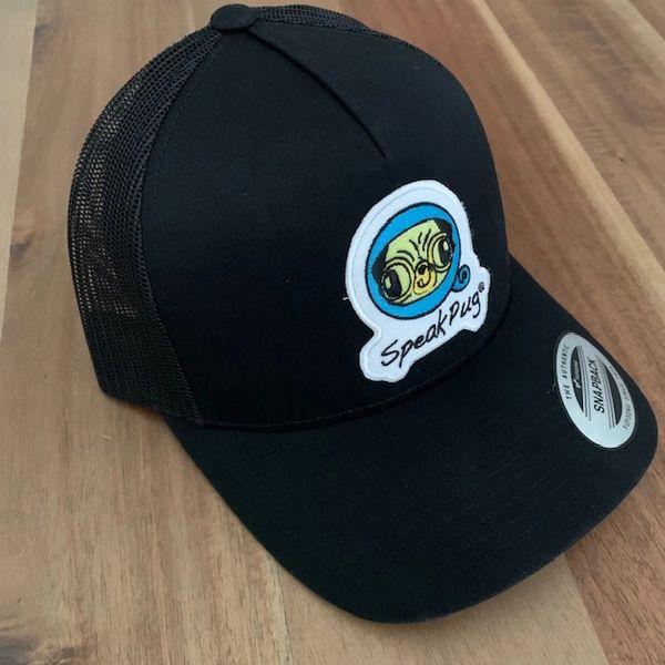 SPEAKPUG PATCH TRUCKER HAT