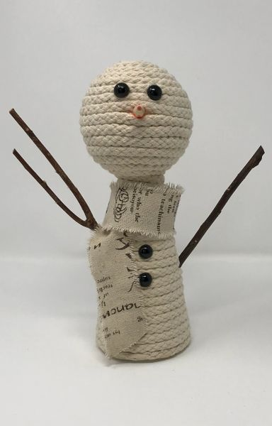 'Quirky' the Snowman