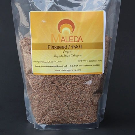 Flaxseed Brown [TELBA] 1Lb.