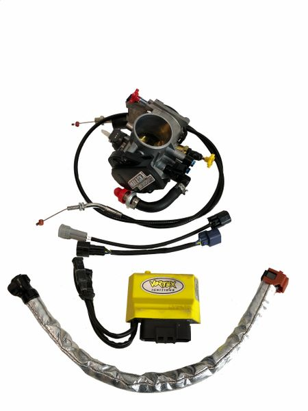 Malaska WM KTM Complete Throttle Body Kit