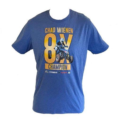 8x Championship Tshirt