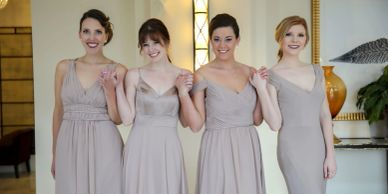 Bridesmaid Dresses in Iowa