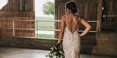 Wedding dresses in Iowa, Iowa bridal shop