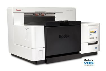 Kodak i5600V with Kofax VRS Professional Software