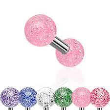 Glitter Ball Barbells