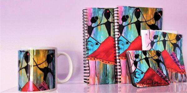 Three Sisters mug