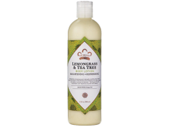 Nubian Heritage Lemongrass & Tea Tree Lotion with Orange Peel
