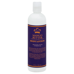 Nubian Heritage Mango Butter Lotion with Shea & Cocoa Butter