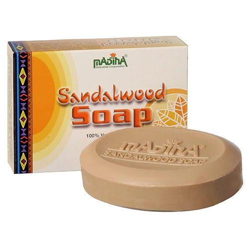 Sandalwood Soap - Madina Brand