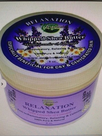 Relaxation Whipped Shea Butter