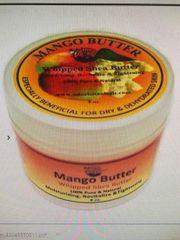 Mango Butter Whipped Shea Butter