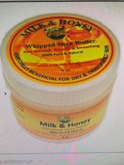 Milk & Honey Whipped Shea Butter