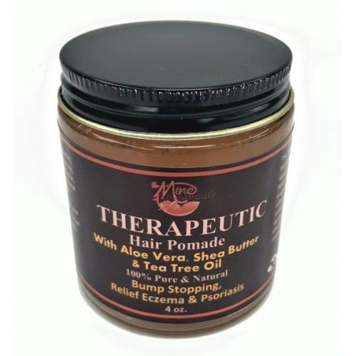 Therapeutic Hair Pomade > Mine Botanicals Brand