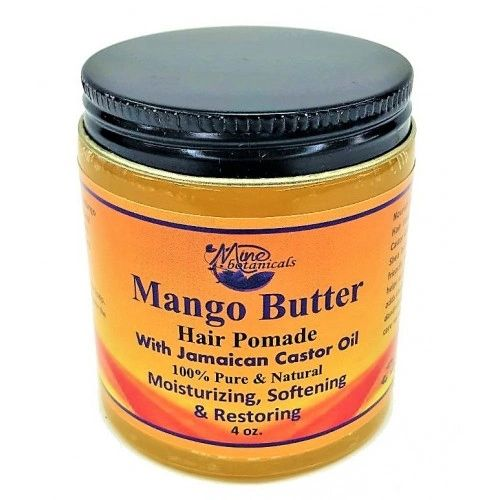 Mango Butter Hair Pomade > Mine Botanicals Brand