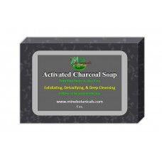 Activated Charcoal Soap - Mine Botanicals