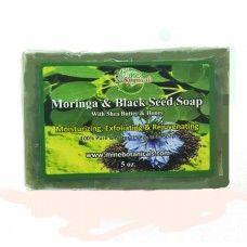 Moringa & Black Seed Soap - Mine Botanicals