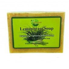 Lemongrass Soap - Mine Botanicals