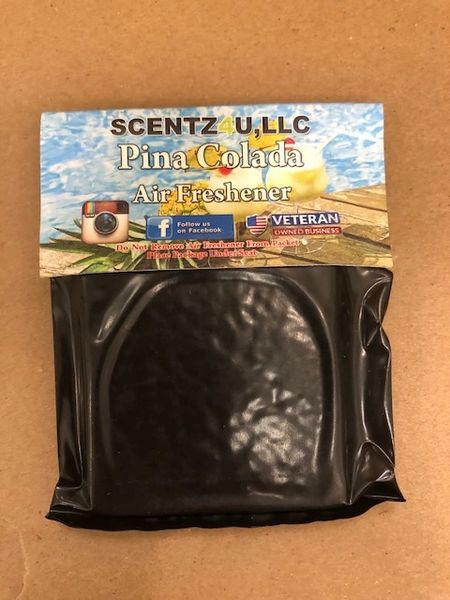 Scentz4U Air Freshener - Pina Colada