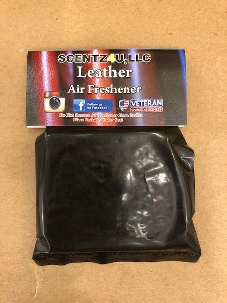 Scentz4U Air Freshener - Leather