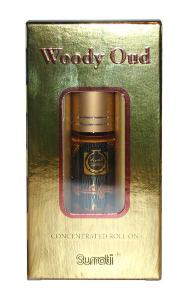 Woody Oud Concentrated Body Fragrance Oil (U) TYPE* ScentaRomaOils Scent Version MAH001
