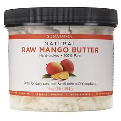 Raw Mango Butter - 16 oz