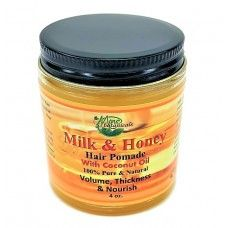 Milk and Honey Hair Pomade - Mine Botanicals Brand