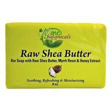 Raw Shea Butter Soap - Mine Botanicals
