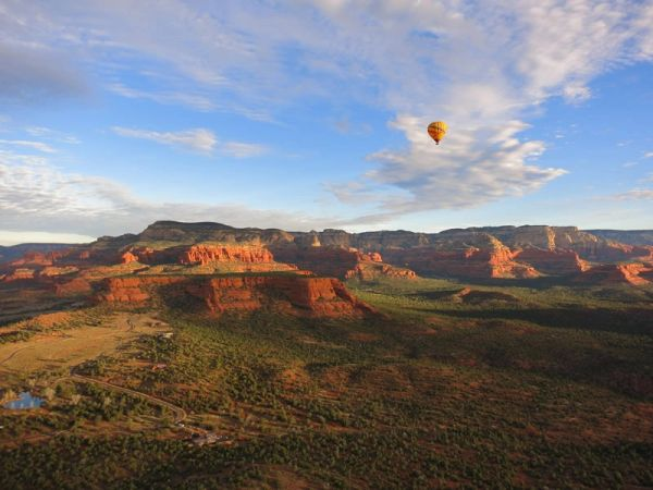 Sedona (Flights depart from Sedona, AZ)
