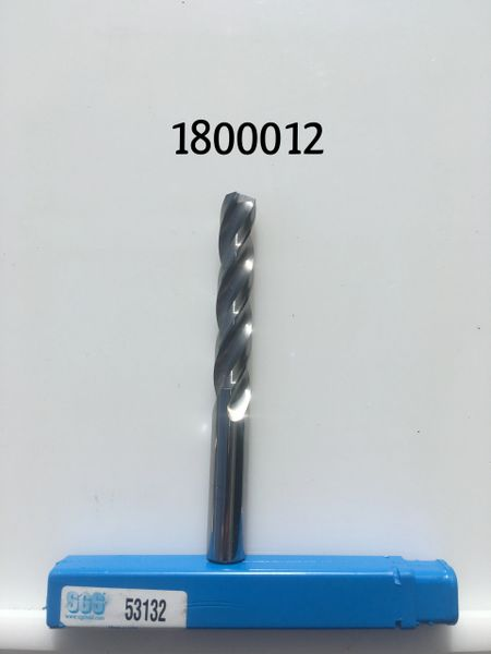 Uncoated SGS 53004 103 3 Flute Drills with 150 Point Geometry 1-3//4 Cutting Length 0.2090 Cutting Diameter 3 Length