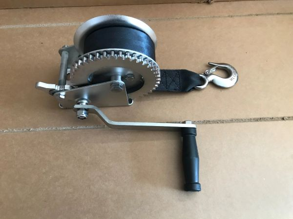 Stainless Steel Manual Winch