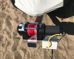 Electric Winch Kit for PWC-50