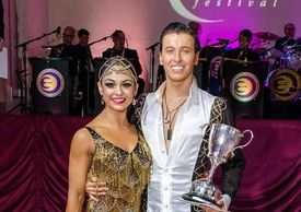 winners of blackpool 2016, rosa is founder of flawless crystals & dance club for kids in perth WA