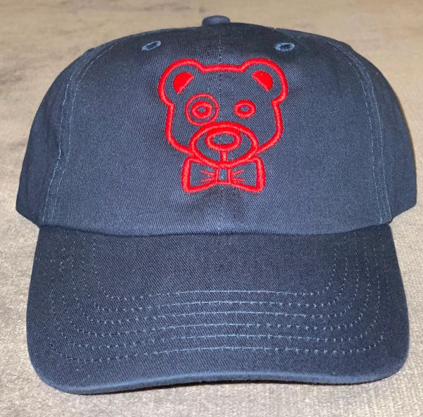 Knotted the Bear Dad Cap