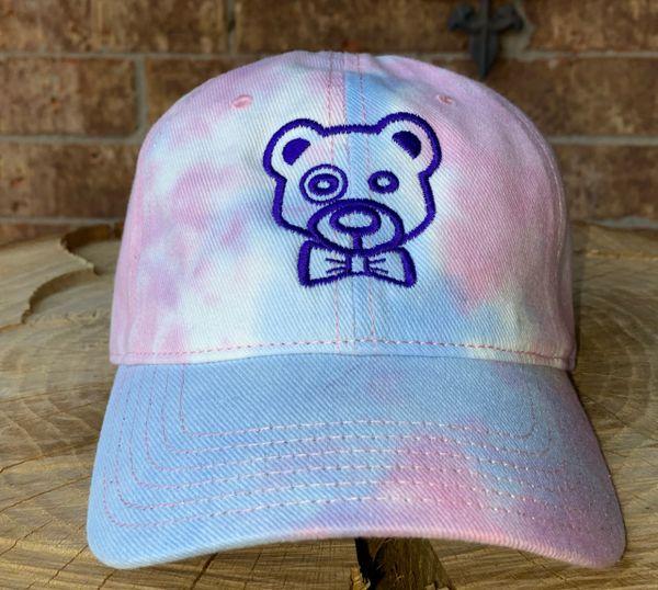 Tie-Dye Dad Cap
