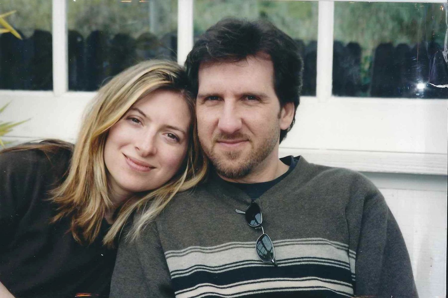 Melissa Gould and her husband Joel
