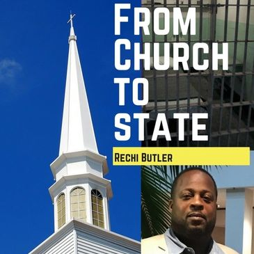 Rechi Butler, From Church to State, Tampa, SHAPE Publishing