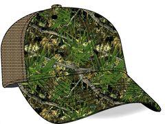 RealBudCamo Trucker Hat