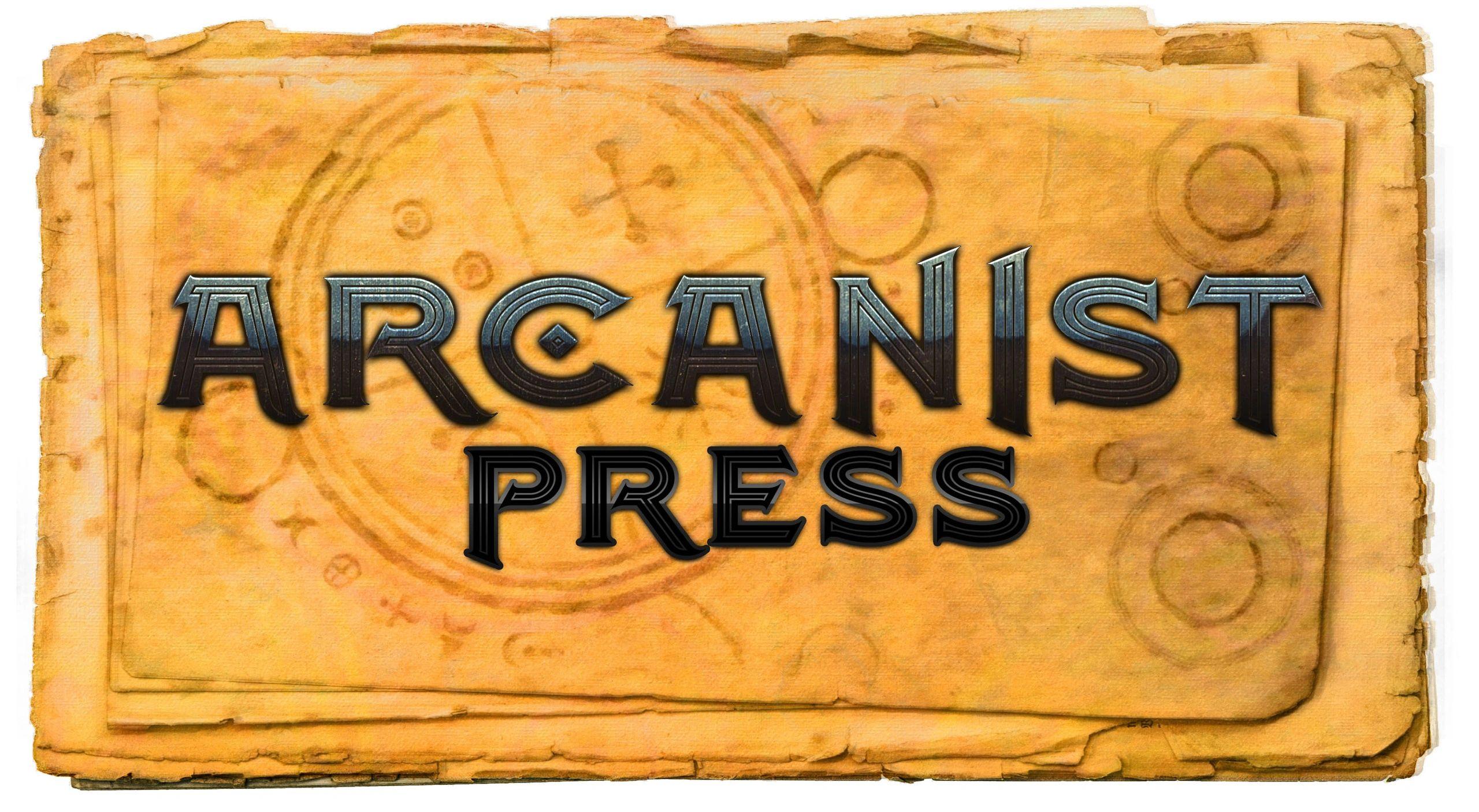 Arcanist Press logo