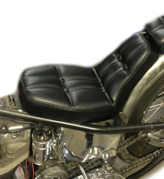 'Rigid Frame Drag King Seats