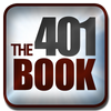 401 Book button logo by GenpopMedia, the publishing company.  (Detroit & Chicago)