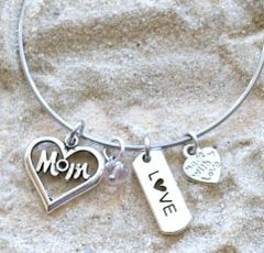 Mother Love Expandable Bangle