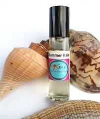 Summer Rain Fragrance to Go Roll On Oil