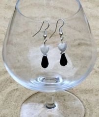 Pure Hearts Dangle Earring