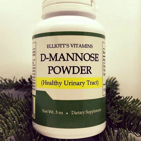 D-Mannose Powder 3oz