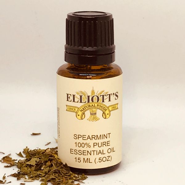 Spearmint Oil 0.5oz